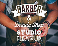 Barber & Beauty Shop Studio Flexxup