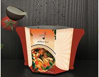 Soup Pack Design