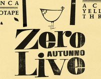 ZeroAutunnoLive Posters