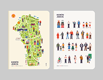 Heimlo for Museum MACAN | Map & People of Jakarta