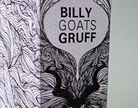 Billy Goats Gruff // Beard Oil Packaging