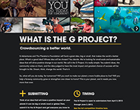 The G Project