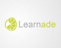 Learnade Brand Identity