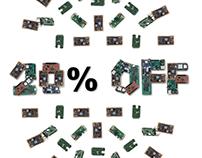 20% Off Top Boards : Arrow Electronics®