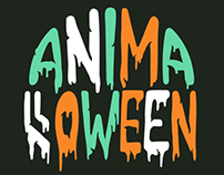 Animalloween - Animated sticker pack