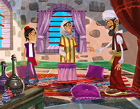 Aladino cuento infantil