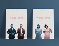 Wonderlus Film (2018) Character Poster Series