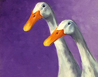 Bio&Boh - Indian geese runners