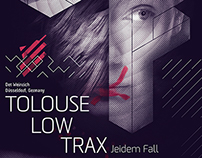 CD cover Tolouse Low Trax
