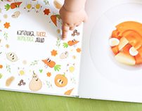 CookBook. Food for Baby. By Photokitchen