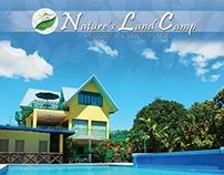 Nature's Land Camp | poster ads