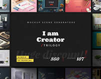 I am Creator / Trilogy by LStore