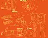 Genk map