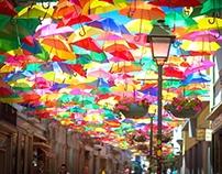 Águeda street