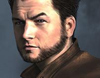Taron Egerton as Logan/Wolverine