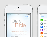 Daily Bibble App