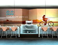 CISCO | Madrid, Spain Workspace Solution