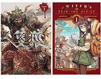 Yen Press Chapter Previews