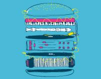 Musical Burger
