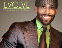EVOLVE Photography and Photographic Cover Layouts