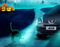 Halloween Peugeot