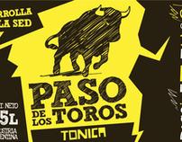 Paso de los Toros - New Packaging