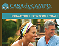 Casa de Campo | New Website