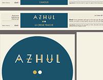 AZHUL Branding