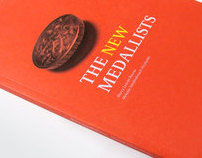 The New Medallists book