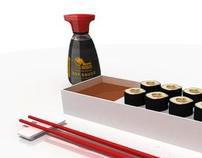 sushi pool