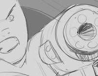 Feature Storyboard Samples