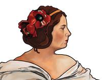 Artiste Lefebvre-Eliza Self Promotion