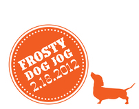 Frosty Dog Jog