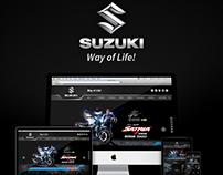 SUZUKI REDESIGN WEB