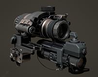 Night Vision System 3D