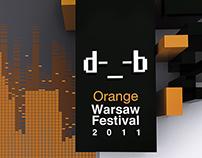 ORANGE WARSAW FESTIVAL 2011