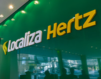 Localiza Hertz Identity (2017)