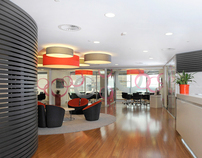 GHD Piccadilly Fitout