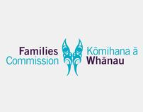Families Commission Brand Evolution
