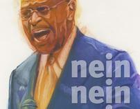 Nein Nein Nein- Herman Cain Reason Magazine Cover