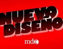 MDZ - Nuevo diseño - Campaña 2018