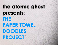 THE PAPER TOWEL DOODLES PROJECT