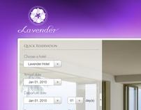 Lavender Re-branding