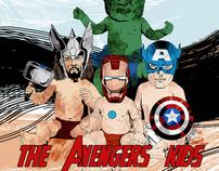 The Avengers kids