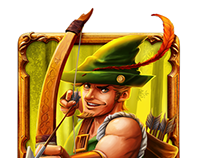 Slot Game - Robin Hood