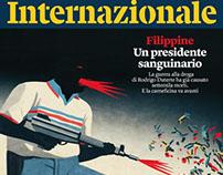 Un presidente sanguinario • Internazionale magazine cov