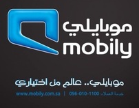 "Mobily ""Call The World"" TV Bumper"