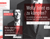 .vernetzt# – Event-Flyer / Poster