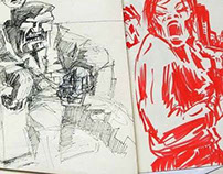 sketches .2010-2011.