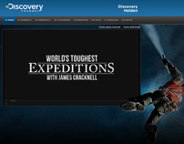 Discovery Channel Hero's